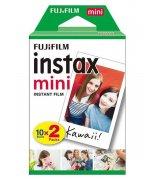 Фотобумага Fujifilm Instax Mini EU 2 Glossy (54х86мм 2х10шт)