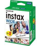 Фотобумага Fujifilm Colorfilm Instax Reg,Glossy (108х86мм 2х10шт)