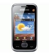 Samsung Duos C3312 Soft Black