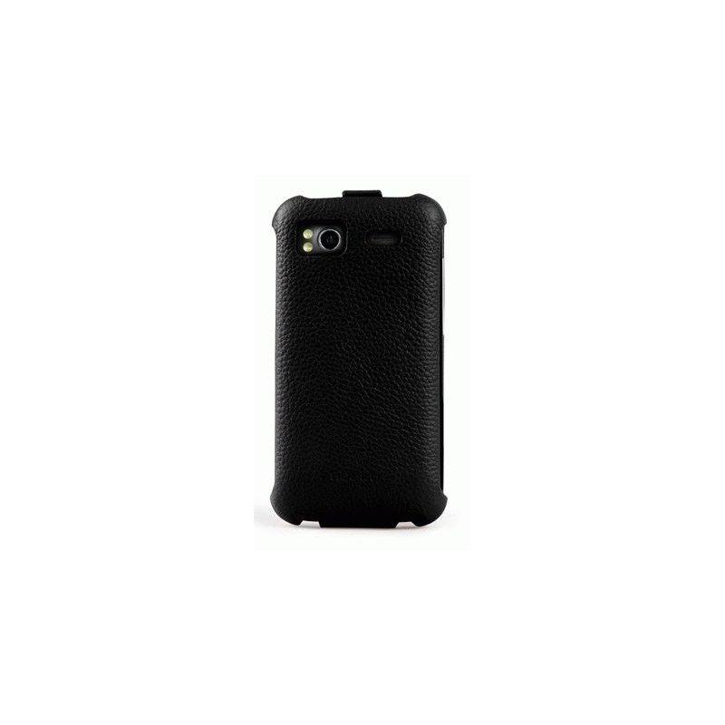 Чехол для HTC Sensation Z710e Nuoku Royal Black