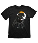 "Футболка Overwatch ""Reaper Logo"", размер M (GE1878M)"