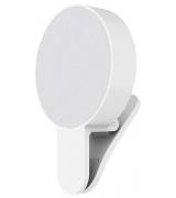 Вспышка для смартфонов Xiaomi Mi Portable Selfie Light Clip White (YMBGD001)