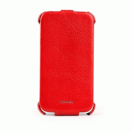 Чехол для HTC Sensation XL X315E Nuoku Royal Red
