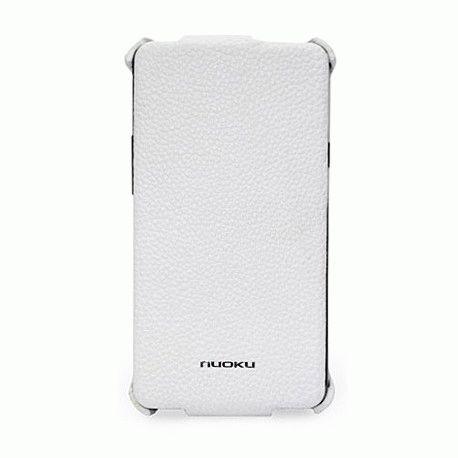 Чехол для Samsung Galaxy S II i9100 Nuoku Royal White