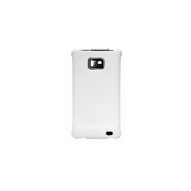 Чехол для Samsung Galaxy S II i9100 Nuoku Royal White