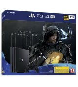 Sony PlayStation 4 Pro 1Tb Black + Death Stranding