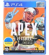 Игра Apex Legends: Lifeline Edition (PS4, Русские субтитры)