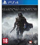 Игра Middle-earth: Shadow of Mordor (PS4). Уценка!