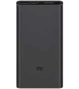 Внешний аккумулятор Xiaomi Mi Power Bank 3 10000 mAh Black (PLM012ZM) (VXN4253CN)