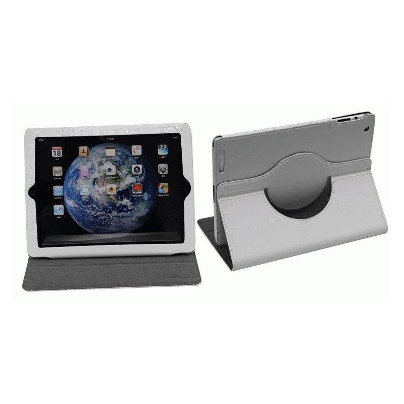 Чехол для ipad 3 New/iPad 2 Nuoku Dual Leather Case White