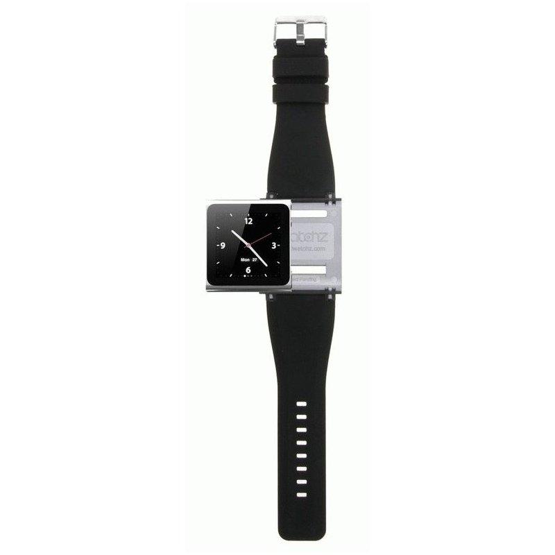 Ремешок iWatchz Q Collection для iPod Nano Black