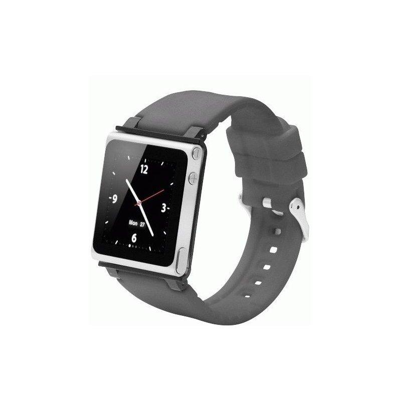 Ремешок iWatchz Q Collection для iPod Nano Grey