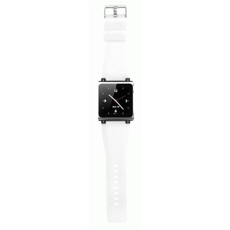 Ремешок iWatchz Q Collection для iPod Nano White