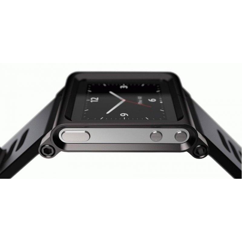 Ремешок LunaTik для iPod Nano Black