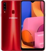 Samsung Galaxy A20s 3/32GB Red (SM-A207FZRDSEK)