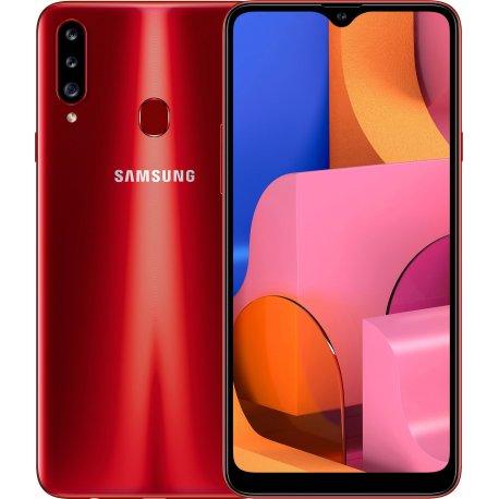 Samsung Galaxy A20s 3/32GB Red (SM-A207FZRDSEK)