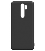 Накладка Silicone Case Rock для Xiaomi Redmi Note 8 Black