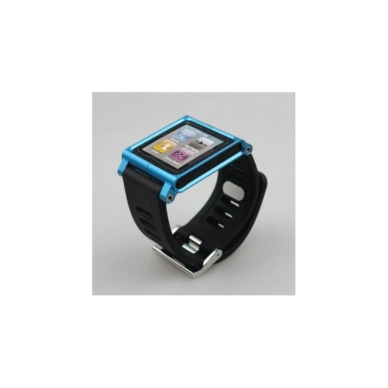 Ремешок LunaTik для iPod Nano Blue