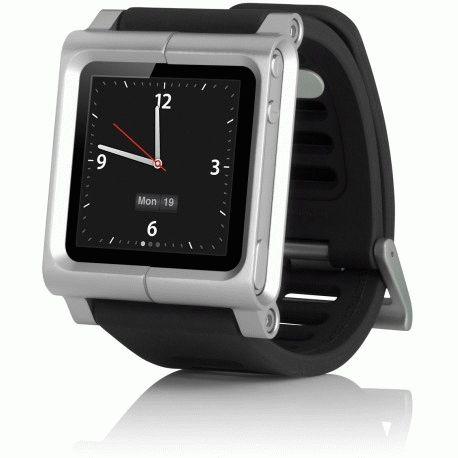 Ремешок LunaTik для iPod Nano Grey