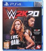 Игра WWE 2K20 для Sony PS4 (английская версия)