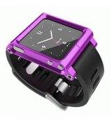 Ремешок LunaTik для iPod Nano Purple