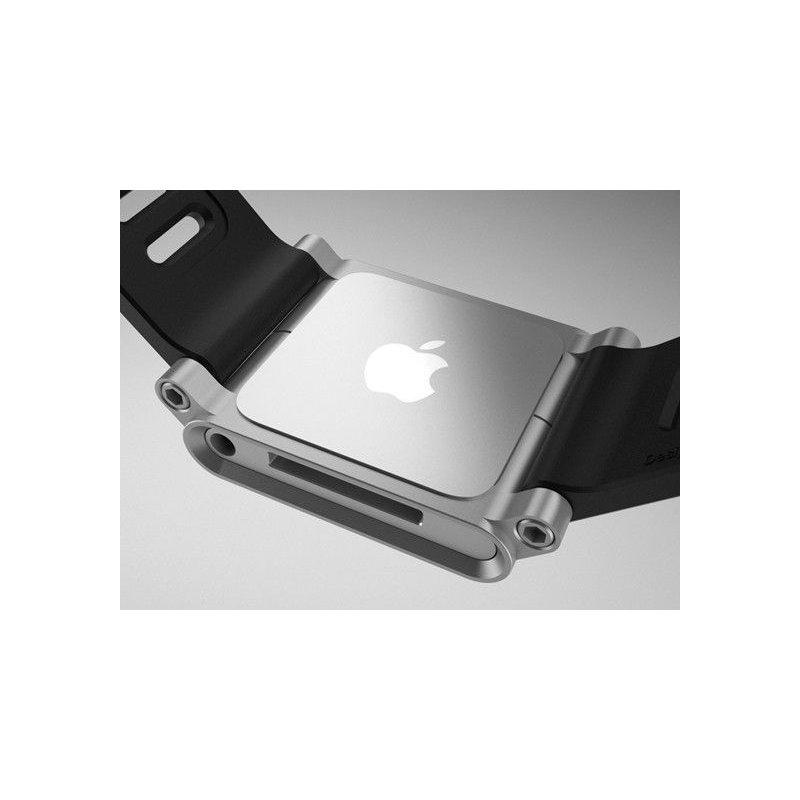 Ремешок LunaTik для iPod Nano Silver
