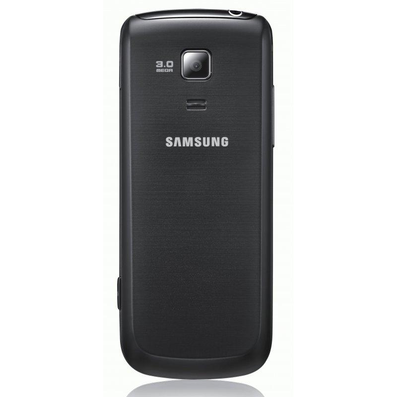 Samsung C3782 Onyx Black