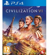 Игра Sid Meier's Civilization VI (PS4, Русская версия)