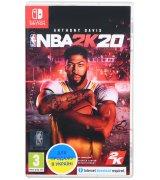 Игра NBA 2K20 для Nintendo Switch (английская версия)