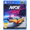 Игра Need for Speed Heat (PS4, Русская версия)