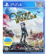 Игра The Outer Worlds (PS4, Русские субтитры)
