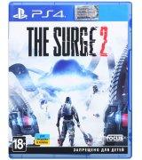 Игра The Surge 2 (PS4, Русские субтитры)