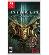 Игра Diablo III: Eternal Collection для Nintendo Switch (русская версия)