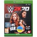 Игра WWE 2K20 (Xbox One, Английская версия)