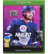 Игра NHL 20 (Xbox One, Русская версия)