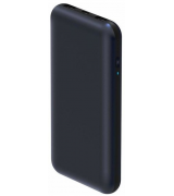 Внешний аккумулятор Xiaomi Wireless Power Bank 15600 mAh Type-C QC3.0 Black (QB815)
