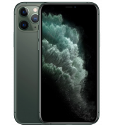 Apple iPhone 11 Pro 512GB Dual Sim Midnight Green