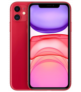 Apple iPhone 11 256GB Dual Sim (Product) Red
