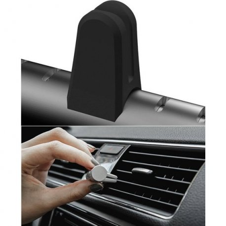 Ароматизатор для авто Xiaomi Guildford Car Air Outlet Aromatherapy Silver (GFANPX7)