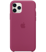 Чехол Apple iPhone 11 Pro Silicone Case Pomegranate (MXM72)