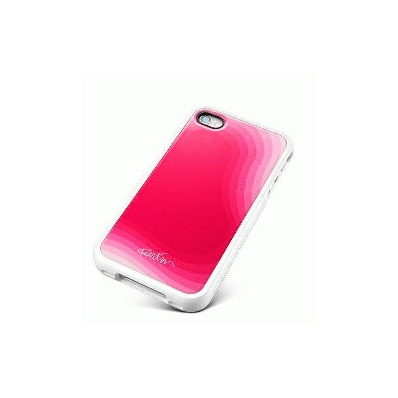 SGP Case Linear Karim Rashid Blobism Hot Pink чехол для iPhone 4/4s