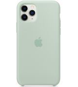 Чехол Apple iPhone 11 Pro Max Silicone Case Beryl (MXM82)