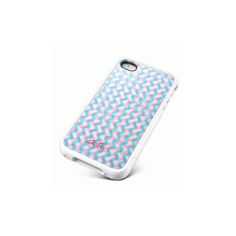 SGP Karim Rashid Karma White чехол для iPhone 4S