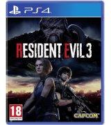 Игра Resident Evil 3: Remake (PS4, Русские субтитры)