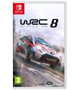 Игра WRC 8: FIA World Rally Championship (Nintendo Switch, Русские субтитры)