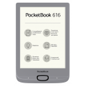 Электронная книга PocketBook 616 Basic Lux 2 Matte Silver (PB616-S-CIS)