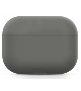 Чехол Silicone Case Slim для Apple AirPods Pro Gray