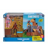 Коллекционная фигурка Fortnite Turbo Builder Set Rabbit Raider & Vertex S2 (FNT0115)