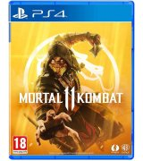 Игра Mortal Kombat 11 (PS4, Русские субтитры)