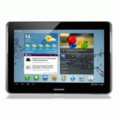 Samsung Galaxy Tab 2 10.1 3G P5100 Silver